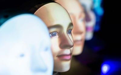 Produktfoto Furhat Robotics