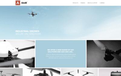 Airolit – Ny webbplats!